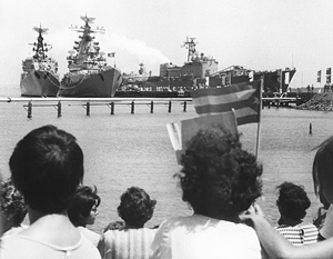 Российские военные покинули Кубу и Вьетнам в 2001 году
