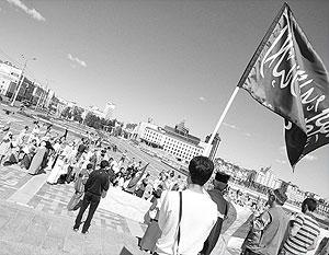 Исламисты в Казани уже провели один митинг, и теперь к ним едет столичная подмога