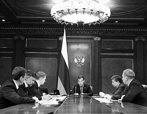 Медведев пообещал принять решения по определению виновных