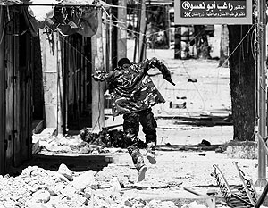 Эксперты не исключают, что боевики «Аль-Каиды» сумеют добраться до химических боеприпасов