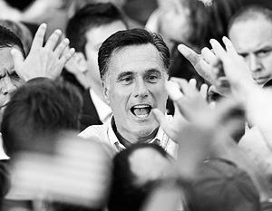 Митт Ромни получил вдвое больше поддержки делегатов, чем требовалось для победы