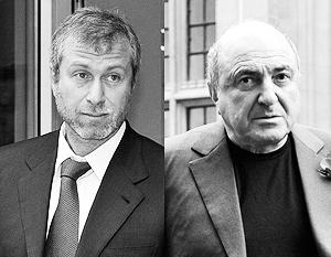 Многомиллиардный иск Березовского к Абрамовичу стал рекордным в Великобритании
