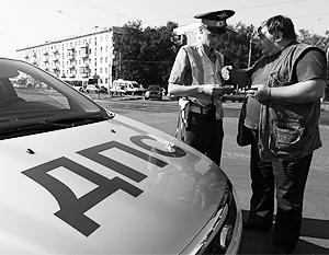 С этого момента красноярский водитель, нарушивший ПДД не один раз, попадет в черный список
