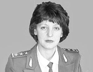 Людмила Воробьева пришла в Рособоронзаказ из налоговой