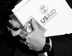 В России уверены, что помощь USAID носила не только гуманитарный характер