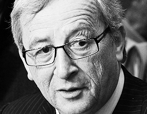 Жан-Клод Юнкер, глава Еврогруппы и премьер-министр Люксембурга, переживает за Россию