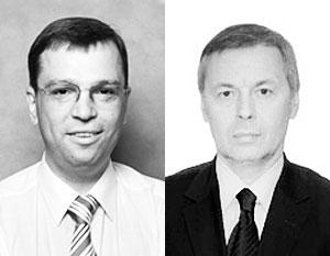 Никита Кричевский (слева) не станет депутатом ГД, зато повезло Александру Тарновскому