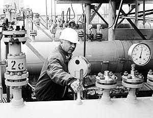 Украина ждет газ из Европы