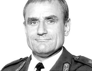 Генерал-майор Антс Лаанеотс