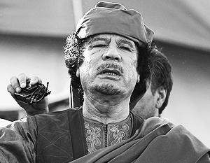 Каддафи мог убить западный агент