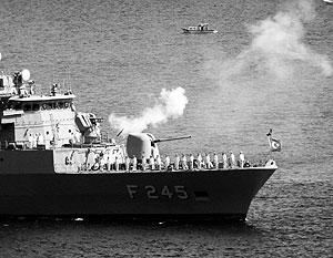 Турецкий ВМФ сосредоточился у берегов Сирии и приготовился к бою