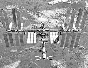 Несмотря на распад «разгонника», контроль безопасности полета МКС ведется в обычном режиме