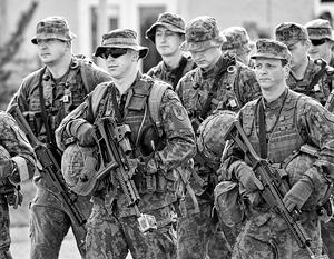 Литва решила расширить свой военный контингент за счет призывников