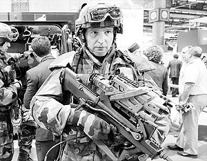 FELIN – высокотехнологичный комплект индивидуальной экипировки пехотинца