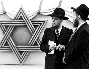 Многие московские евреи стали забывать свои корни