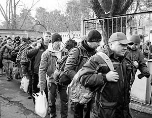 Украинские власти попытаются поставить под ружье всех мужчин страны