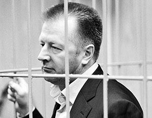 Елькин попал вместо банкета за решетку