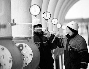 Газпром инвестирует 3 млрд долларов в белорусский газопровод и хранилища газа