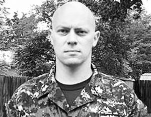 Роберт Патрик Хоффман прослужил в ВМФ США 20 лет