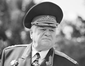 Генерал Анатолий Хрулев вспоминает, как 10 лет назад «принуждал Грузию к миру»