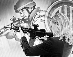 В этом году на оружейную выставку DSEI 2015 приглашены 40 стран, но России среди них не будет