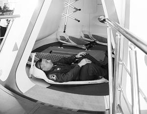Макет перспективного корабля уже демонстрировали на МАКС-2011
