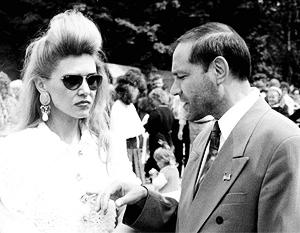 Евгений Щербань и его жена Надежда пали жертвами криминальных войн в «лихие 90-е»