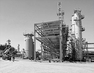 «Аль-Каида» выбрала в качестве мишени нефтяной завод Сахара-41, где работали представители многих стран НАТО