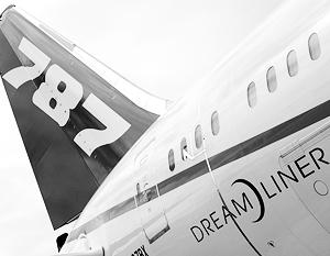 Проблемы с Dreamliner – проблемы всей авиационной отрасли