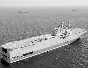 Первый корабль будет передан ВМФ РФ в следующем году