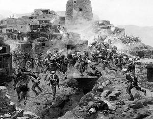 Такие эпизоды, как штурм аула Гимры в ходе кавказской войны ХIХ века, могут стать камнем преткновения для авторов учебника