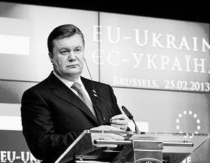 Виктор Янукович решил пока игнорировать «дедлайны», которые ему выставляют и с Востока, и с Запада