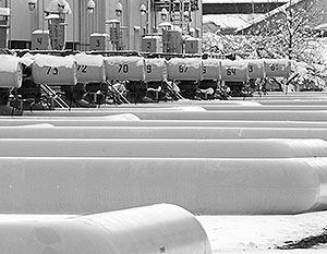 Украина грезит импортом газа из Европы