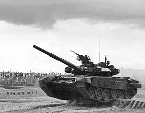 Военные Саудовской Аравии пришли в восторг от российского танка Т-90