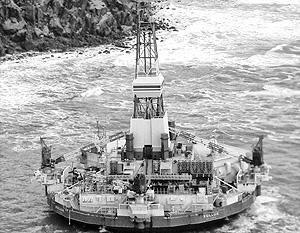Условия бурения в Арктике оказались слишком сложными для Royal Dutch Shell