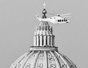 Бенедикт XVI покинул престол из-за ухудшающегося здоровья