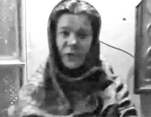 Анхар Кочнева была пленницей «начальника Военного совета» повстанческой армии