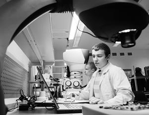 В научных ротах будут работать над новой техникой