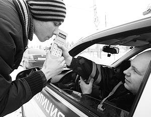 Новый закон предусматривает крупные штрафы попавшимся за вождение в пьяном виде