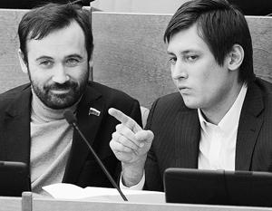 Пономарев может покинуть «Справедливую Россию» вслед за Гудковыми