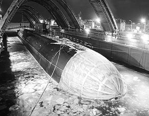 «Александр Невский» – первый серийный стратегический ракетоносец проекта «Борей»