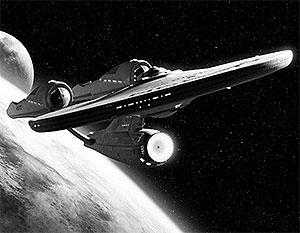 Двигатель из научно-фантастического фильма Star Trek может стать реальностью