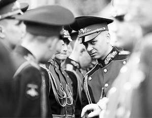 Отдельный комендантский полк получит почетное наименование