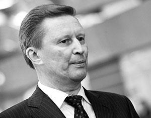 Иванов в октябре отчитается перед Путиным по декларационной кампании
