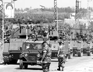 Большинство европейцев назвали главным событием уходящего года войну в Ливане