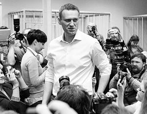 Навальный в среду приехал на суд в Киров