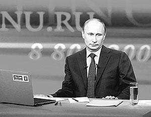 Вопросы Путину обещают быть жесткими