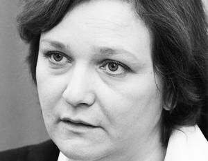 Шеф филиала Transparency Елена Панфилова получила от властей «черную метку»
