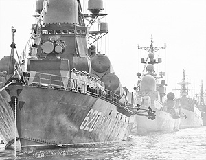 В ближайшие годы ЧФ получит 20 боевых кораблей