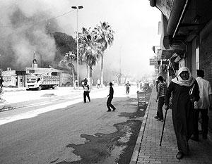 Взрывы, предположительно вследствие ударов израильских ВВС, были слышны в пригороде Дамаска